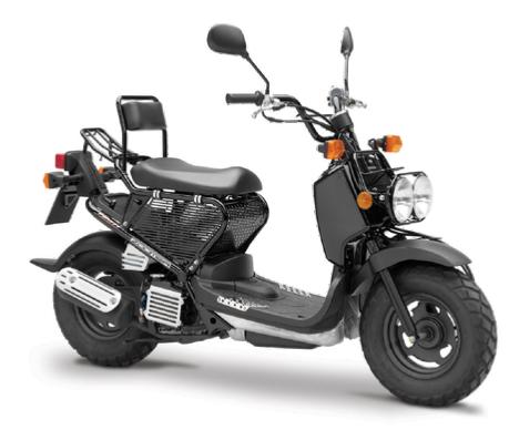 Honda NPS50 Zoomer