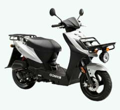 Kymco Agility Carry